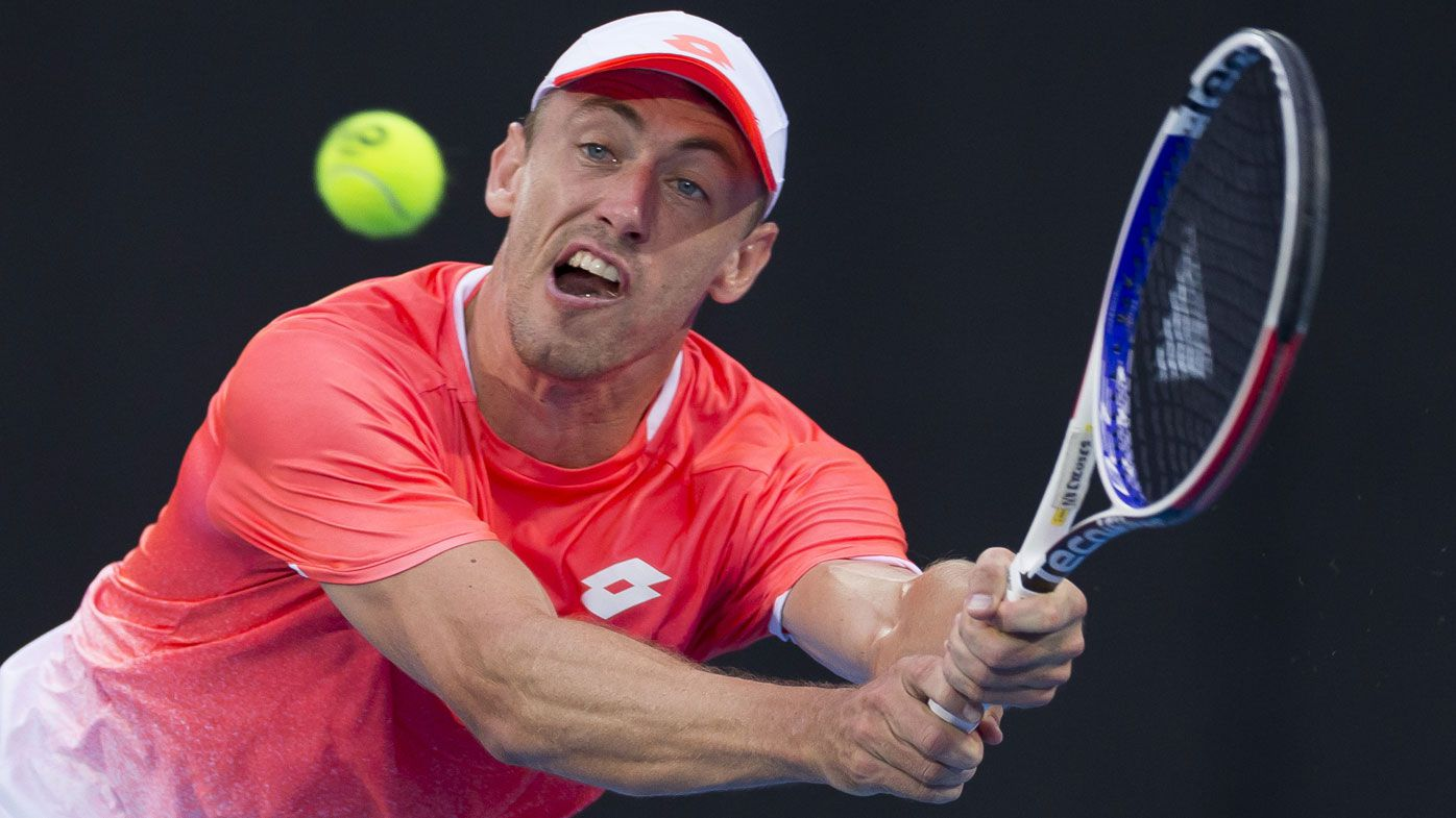 How Aussie John Millman came to embrace the 'battler' tag he once loathed