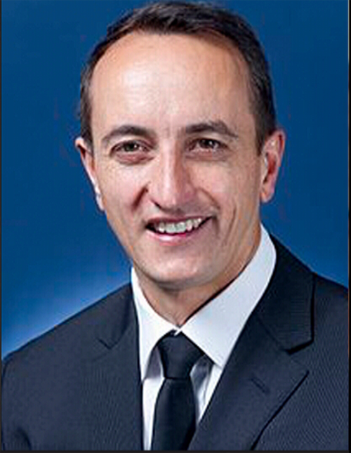 Dave Sharma has lost key support ahead of the October 20 by-election.
