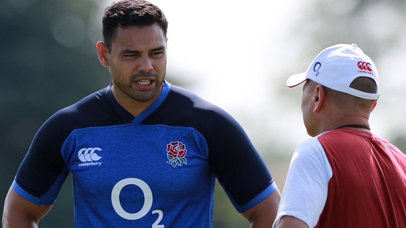 Ben Te'o misses England Rugby World Cup squad in wake of teammate fight