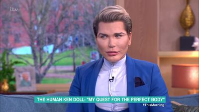 Human Ken Doll detained in Dubai one day after revealing gender transition plans