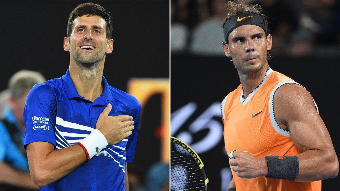 Australian Open final 2019: How Novak Djokovic and Rafael Nadal returned to the top