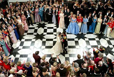 Crown Princess Mary of Denmark's royal wedding