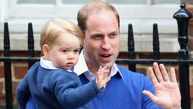 Prince William and Prince George will ascend the throne as long as they remain members of the Church of England.