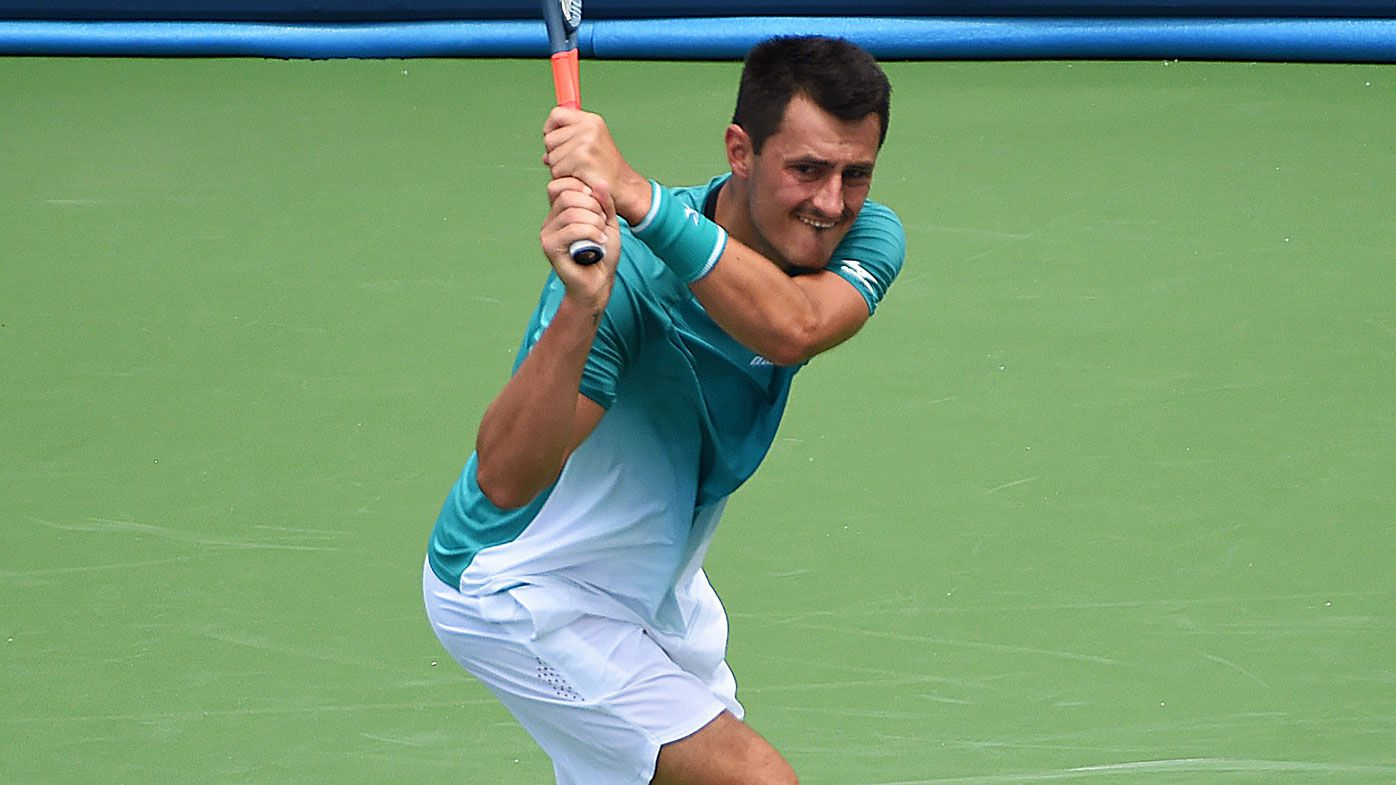 Tomic faced De Minaur in Atlanta