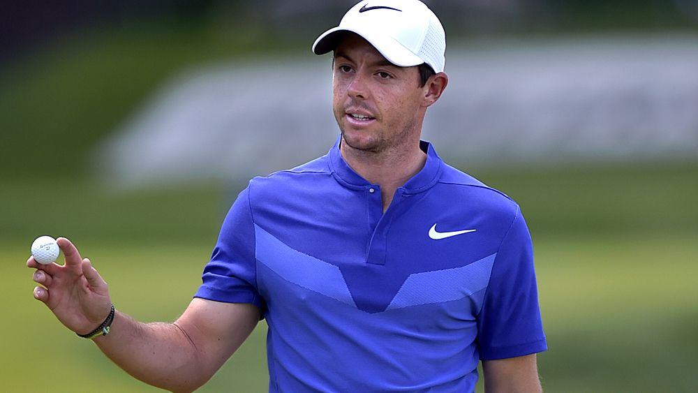 McIlroy asks for calm over heart condition