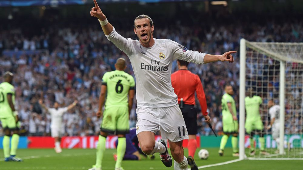 Football: Real Madrid through to Champions League final