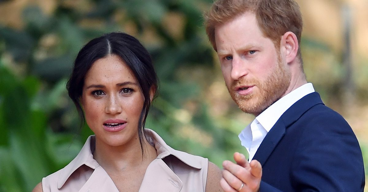 Harry and Meghan's popularity 'plummeting' as their magazine covers flop – 9Honey