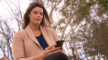 Phone app replaces finger prick test for diabetics