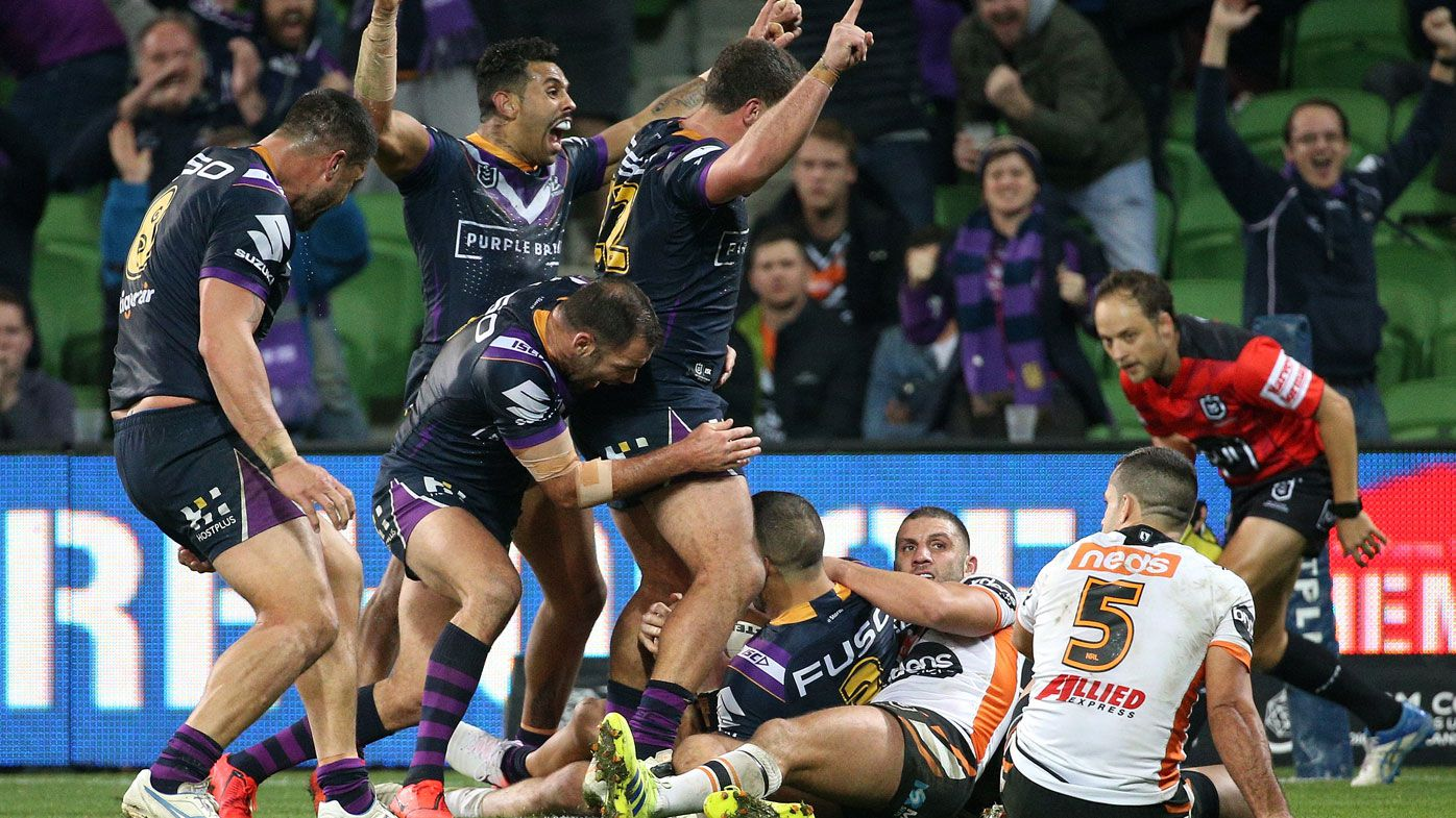 Storm see off the Tigers