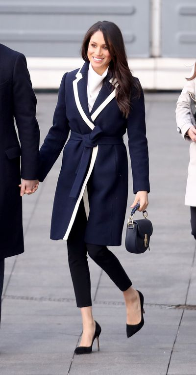 Meghan Markle in Birmingham on March 8, 2018