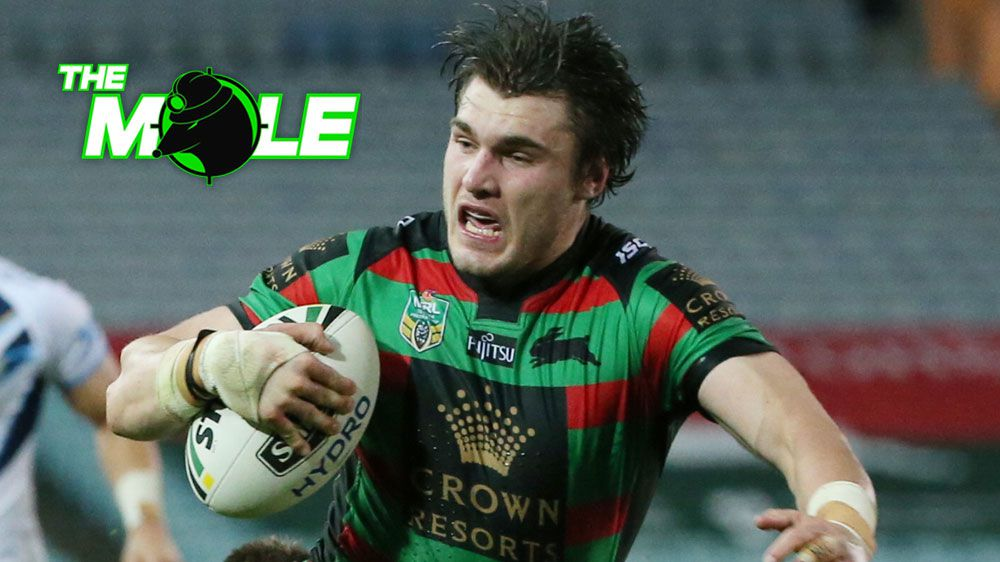 Angus Crichton lost to the Rabbitohs, will be a Rooster in 2019