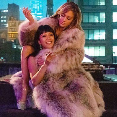Constance Wu, Hustlers, Jennifer Lopez, strippers