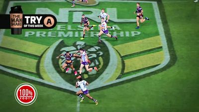 MUST WATCH: Man Shake try of the Year NRL Round 7