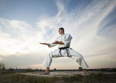 <strong>Martial Arts</strong>