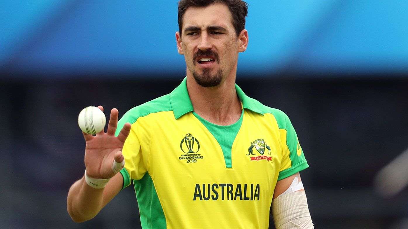 Mitchell Starc training spat shows CA hasn't learned: Ian Chappell
