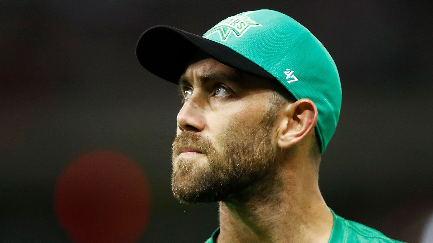 Batting star Glenn Maxwell details his mental health demons