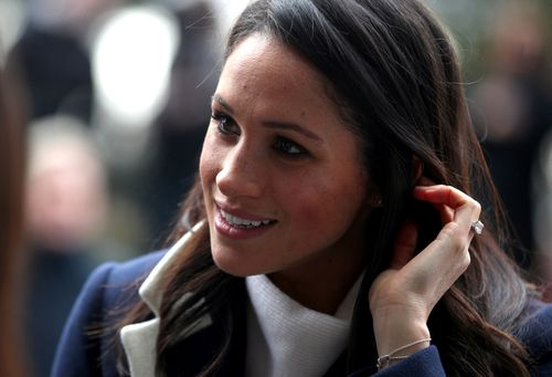 """He worries there is too much hysteria around Meghan and he wants to row back a bit."""