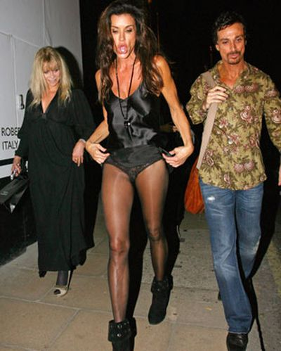 Forget summer - every day is nearly-nude day for these flesh-flashing famous folk!