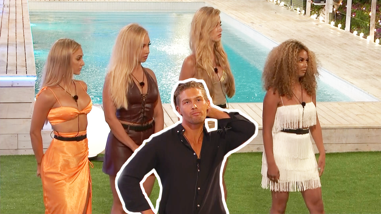 Two Islanders Are Dumped From The Villa: Love Island