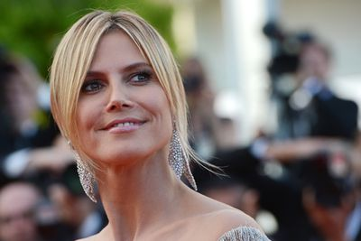 "Supermodel Heidi Klum is still radiant as ever, and knows that her anti-cosmetic surgery views are the exception in the world of showbiz. ""Ask me again when I'm 65, but I'm proud to be able to say, in this day and age, I haven't done anything,"" she told Allure Magazine this year. ""Everyone has a view of what's pretty and what's not pretty, and [surgery] just doesn't look pretty to me."""