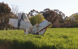 NSW pilot injured in horror plane crash after aircraft clipped power lines