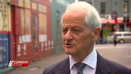 Former Immigration Minister and current Hornsby Mayor Phillip Ruddock.