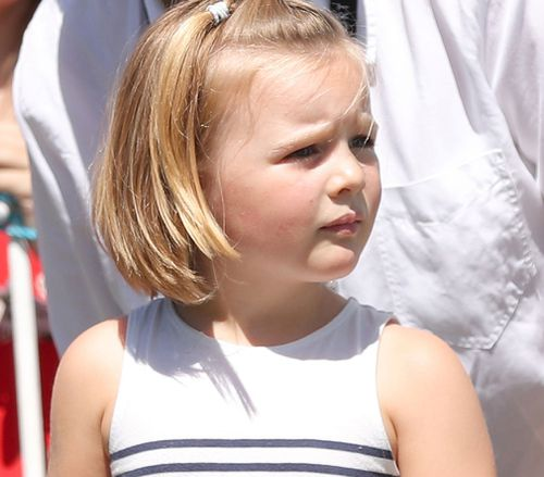 Mia Tindall, Zara and Mike Tindall's four-year-old daughter, will be a bridesmaid.