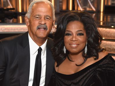 Oprah Winfrey and Stedman Graham first met at a charity event in Chicago more than 30 years ago.