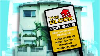The Block 2003/2004 logo.