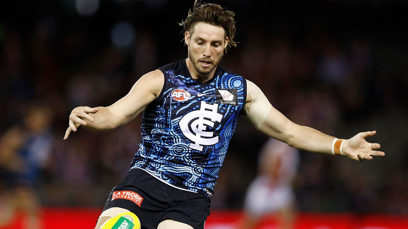 Carlton veteran Dale Thomas dropped for drinking 48 hours before game