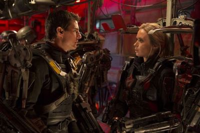 "<b>TheFIX: Far out! Would you do all that physical work again tomorrow?</b><br/><br/>Emily: ""I would do it again for this film in a heartbeat. It was one of the hardest things I have ever gone through, but it helped prepare us for the Exosuits and if they had done the Exosuits with CGI it just wouldn't have been the same movie."""