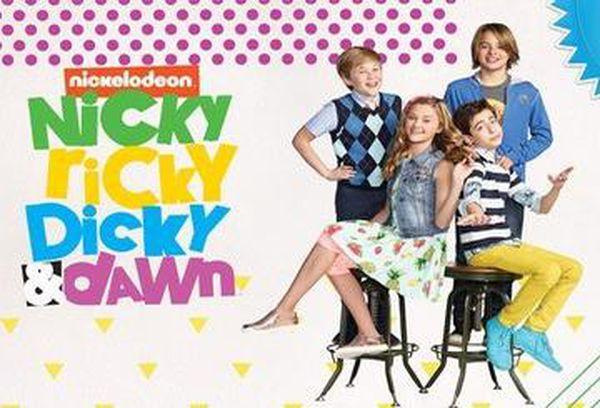 Nicky, Ricky, Dicky, and Dawn