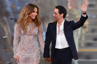 The singer started dating Ben, cementing them as one of the most high profile celebrity couples at the time. But after a brief engagement, she started dating Marc Anthony, a latino singer. <br/><br/>The couple got married in 2004, having twins Emme and Max in 2010. Sadly, in 2014, they parted ways but are still friends. Since then, Jen has been dating her back-up dancer, 24-years her junior. <br/>