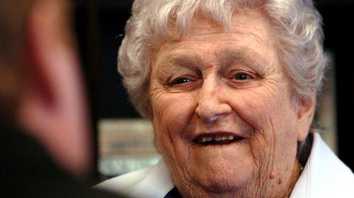 Lady Flo Bjelke-Petersen dead at 97