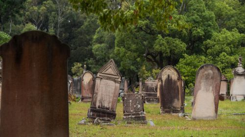 Mourners have reportedly been turned away from Rookwood Cemetery during lockdown.