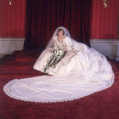 Princess Diana, July 29, 1981<br />