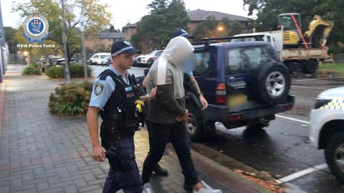 Robbery and Serious Crime Squad detectives arrested four men following an investigation into the alleged kidnapping of former cricketer Stuart MacGill in April.