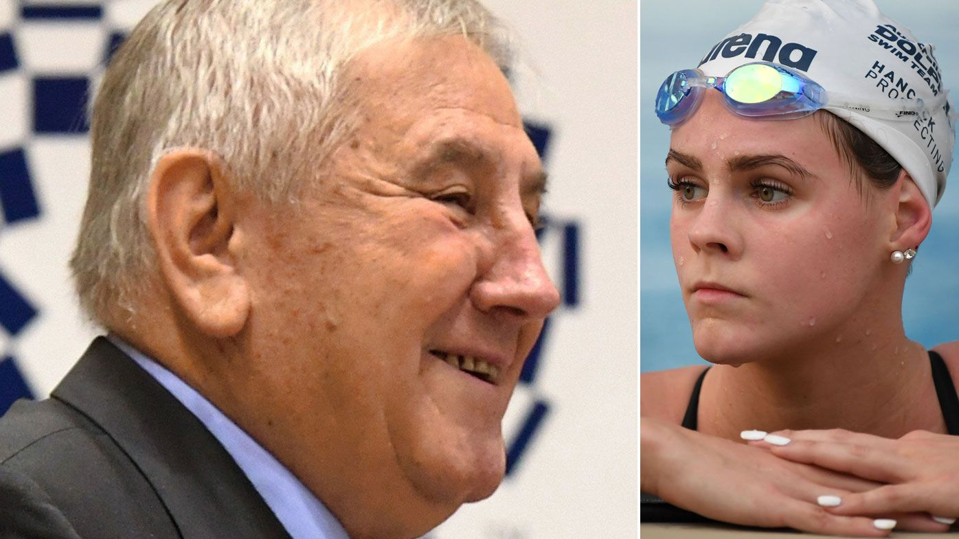 Coaches back Shayna Jack as FINA boss denies payback leak over Sun Yang protest