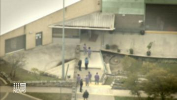 Women's prison placed into lockdown after meth stashes found