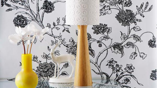 Textural lamp