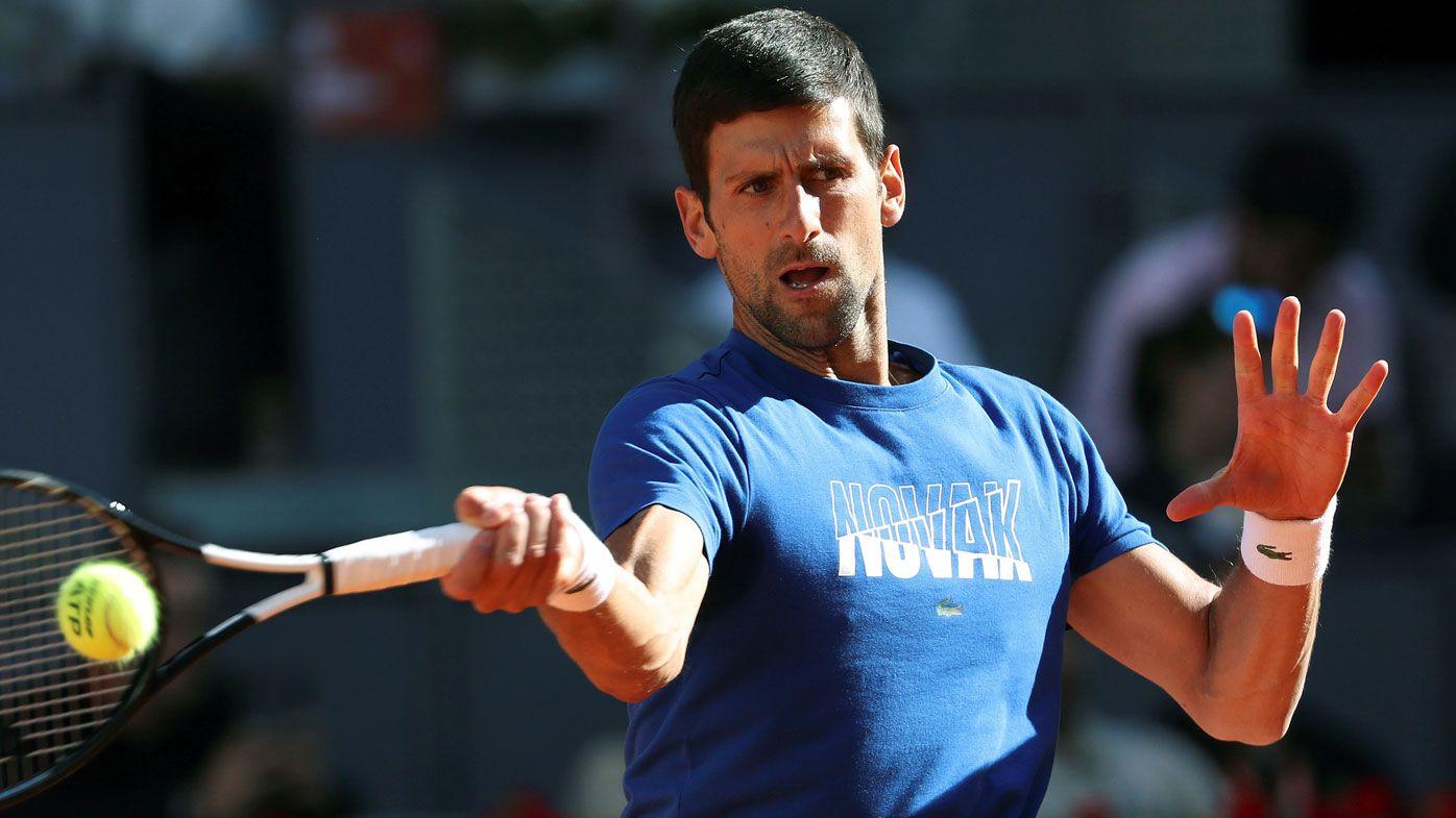 Novak Djokovic backs 'biggest asset' Justin Gimelstob for return despite scandal
