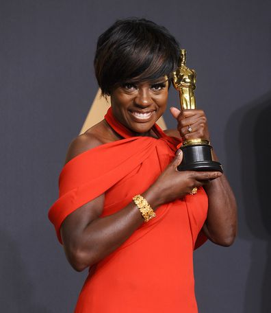 Viola Davis, 89th annual Academy Awards, Hollywood & Highland Center, February 26, 2017, Hollywood, California