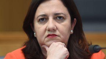 Queensland Premier Annastacia Palaszczuk. (AAP)