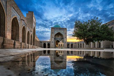 Bukhara is the new Angkor Wat