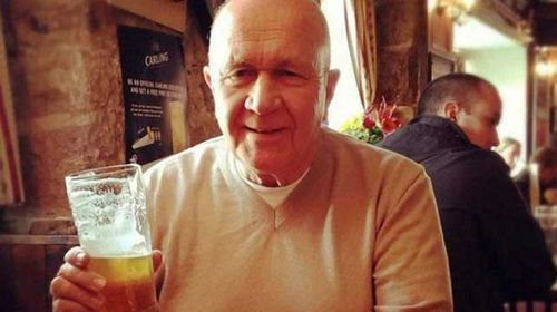 Jack Sweeney died along with his wife and granddaughter. (Supplied/Facebook)