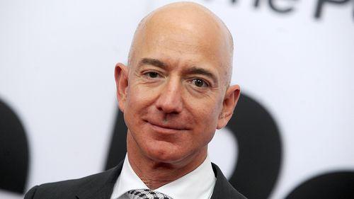Amazon founder Jeff Bezos.
