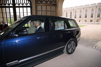 The Duke of Edinburgh is selling his Range Rover which he used to drive US president Barack Obama and wife Michelle, around Windsor Castle.
