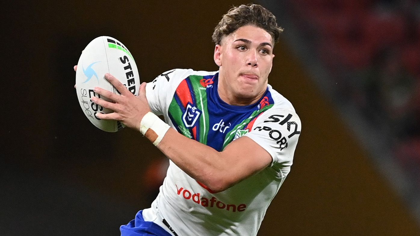 Warriors star Reece Walsh arrested after incident at Surfers Paradise nightclub, busted with cocaine