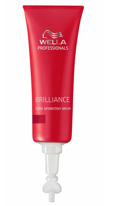 "<a href=""http://www.wella.com/professional/en-EN/product/care/brilliance-colour-protection-serum"" target=""_blank"">Brilliance Color Protection Serum, Wella Professionals</a>"