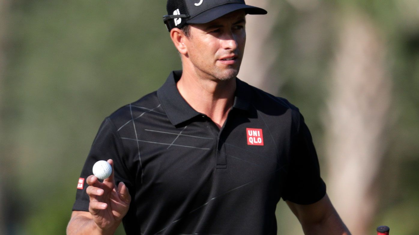 Adam Scott keeps majors streak alive